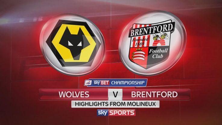 Wolves vs Brentford - Tip bóng đá miễn phí - 03/01/2018