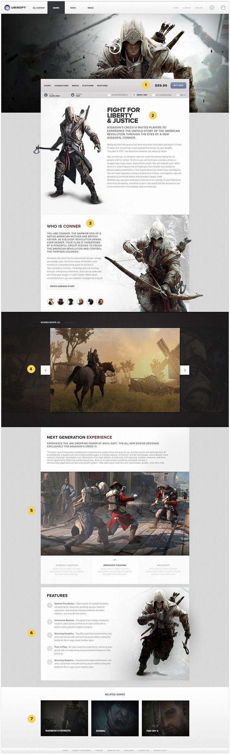 Ubisoft Branding | BASIC™ Agency | Branding, Design & Advertising