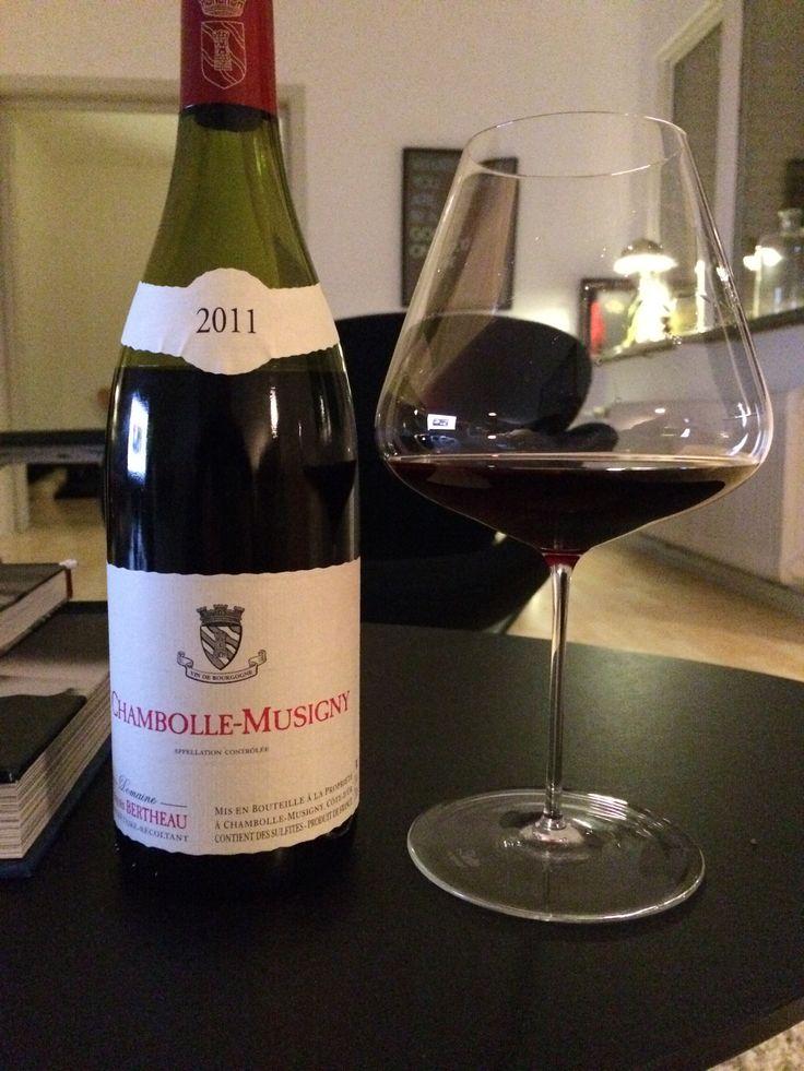 Top producer, Bertheau CM 2011, delicious wine