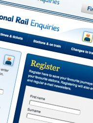 National Rail Inquiry for London. Helps you plan ANY trip with cost, time and trip break downs! Amazing tool!!!