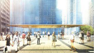"""[News 4 Technics] Apple магически намали разходите по новия си магазин в Чикаго с 26 млн. долара за седмица   През октомври Apple започна строеж на нов луксозен магазин на брега на езерото Мичиган в Чикаго. Проектът бе на стойност 62 милиона долара и се наричаше Стъкления храм"""" заради огромната конструкция която трябва да бъде изработена от стъкло. Сумата също бе внушителна имайки предвид че добре познатият магазин на Apple на Union Square в Сан Франциско струваше едва една трета от нея…"""