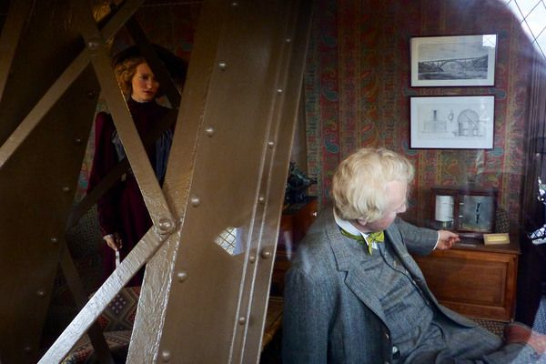 Gustave Eiffel's Secret Apartment | Atlas Obscura