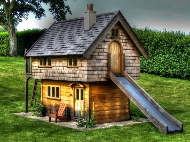 backyard kids playhouse