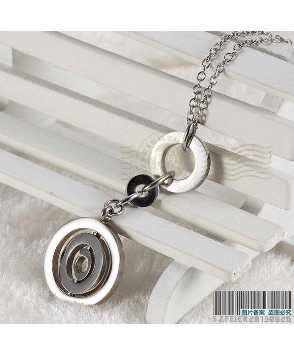 Fabricant de bijoux 2014 de mode dernier collier de perles de conception