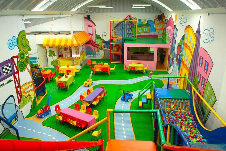 fachadas se salon de fiestas infantiles - Buscar con Google