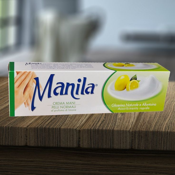 Κρέμα Χεριών με γλυκερίνη Manila
