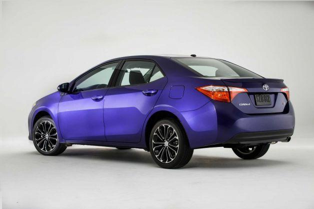 New Toyota Corolla 2014 :) I need this car.