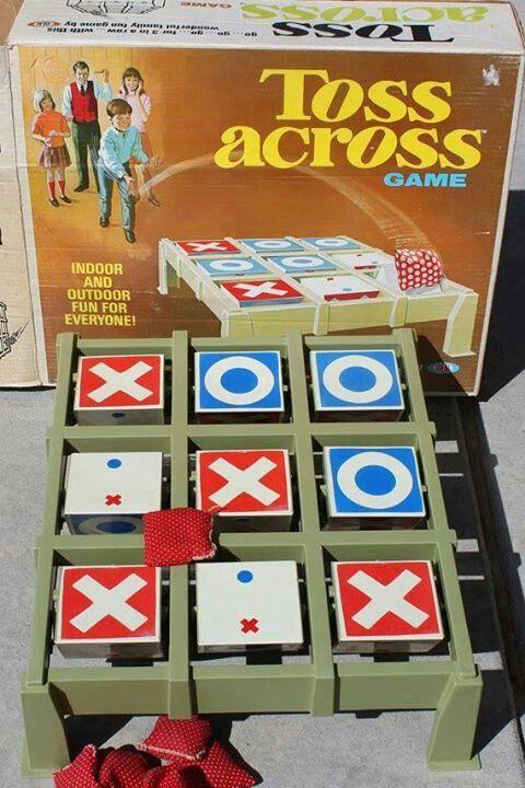 Oldie But Goody I Remember Games Vintage Games Bean