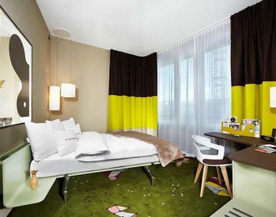 25 Hours Hotel in Zurich
