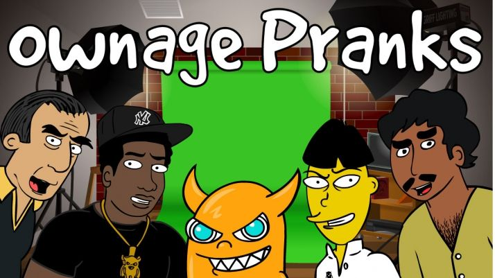 Support Ownage Pranks creating animated videos