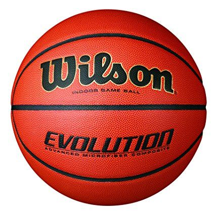Wilson Evolution Indoor Game Basketball (Official Size 29.5) $41.41