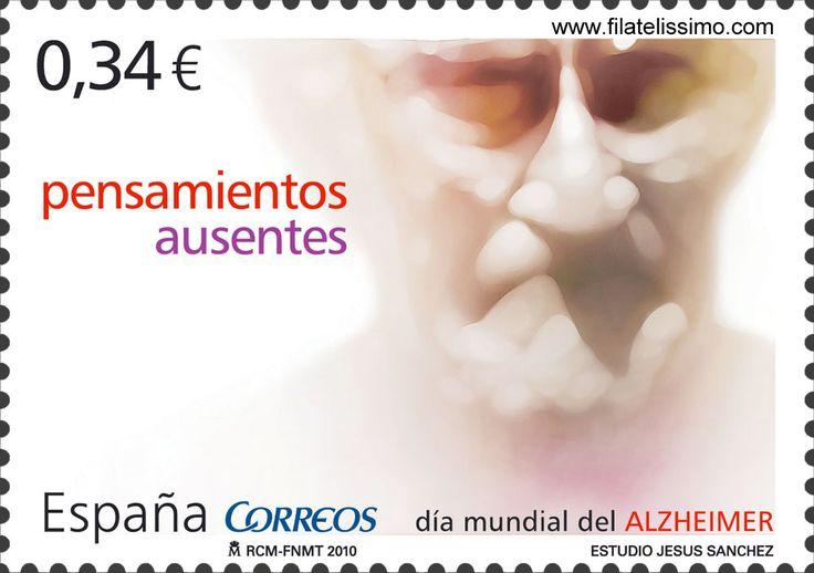 Día Mundial del Alzheimer. Design: Estudio Jesus Sanchez.