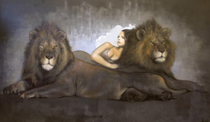 львы знак зодиака женщины