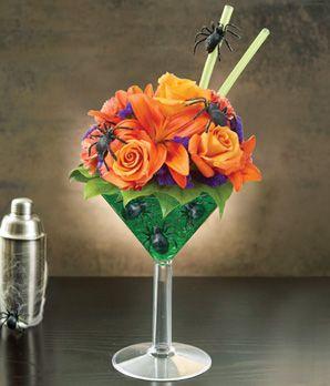 60 Best Martini Glass Decor Images On Pinterest Floral Arrangements Flower Arrangements And