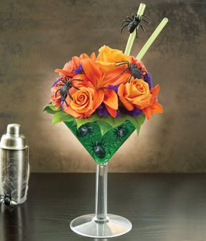 1000 Images About Martini Glass Decor On Pinterest