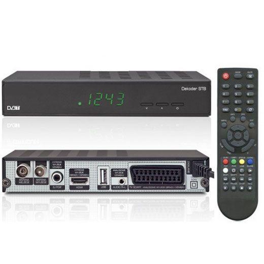 ΕΠΙΓΕΙΟΣ ΨΗΦΙΑΚΟΣ  ΔΕΚΤΗΣ HD T-90 MPEG4 GLOBO