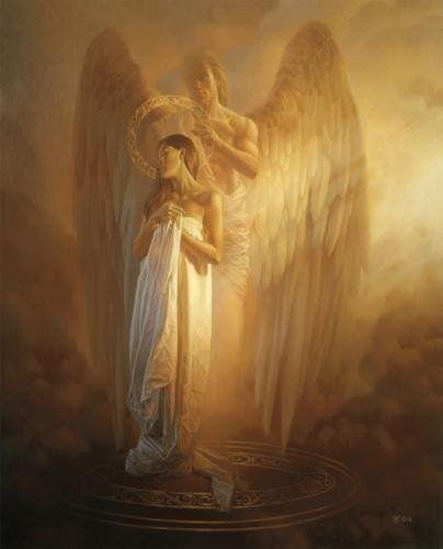 Chaque être humain est entouré de guides spirituels, de parents invisibles. Ces êtres spirituels ont été appelés anges, être de lumière ou désincarnés, peu importe le terme. L'important est de savoir qu'ils existent et qu'ils ont une conscience plus grande...