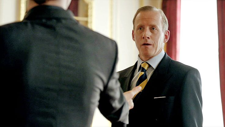 daphne geraldine Somerville | Sherlock - BBC1 As The Equerry, trying to enlist the help of Benedict ...