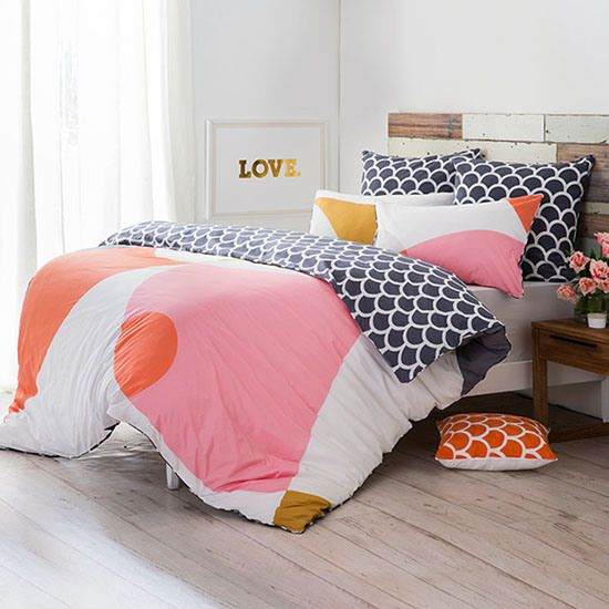 Bed linen by Real Living Magazine for Target