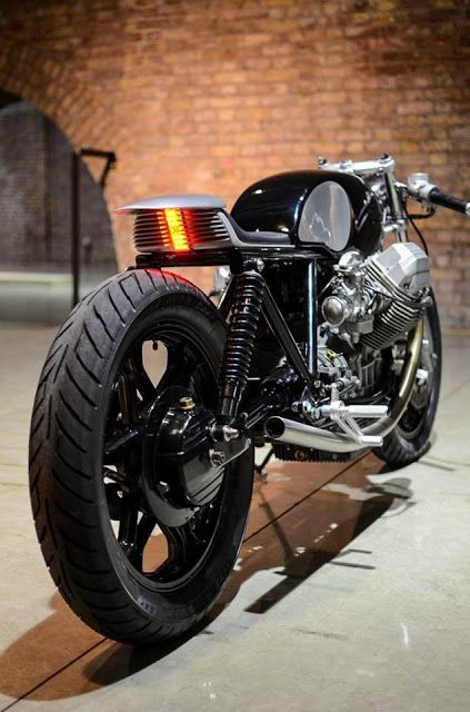 Awesome! Moto Guzzi Cafe Racer Type 9 by Auto Fabrica #motorcycles #caferacer #motos | caferacerpasion.com