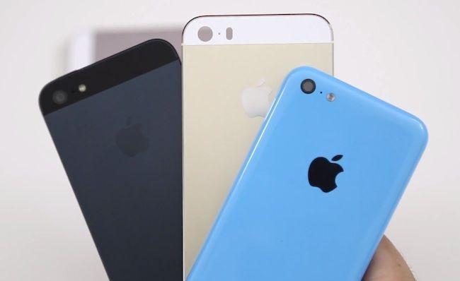 Apple готовится снять с производства iPhone 5s и 5c