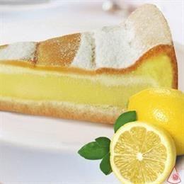 Лимонный торт на подложке из песочного теста. 2090руб -14 шт