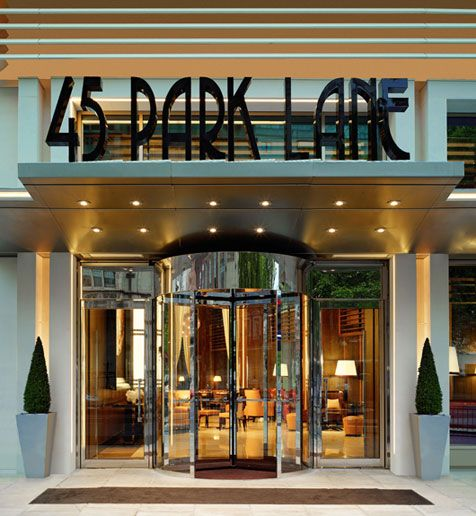 45 Park Lane Debuts In London A New Hotel Designed By Architect Thierry Despont Mixes Art Deco Inspired Decor With State Of The Technology