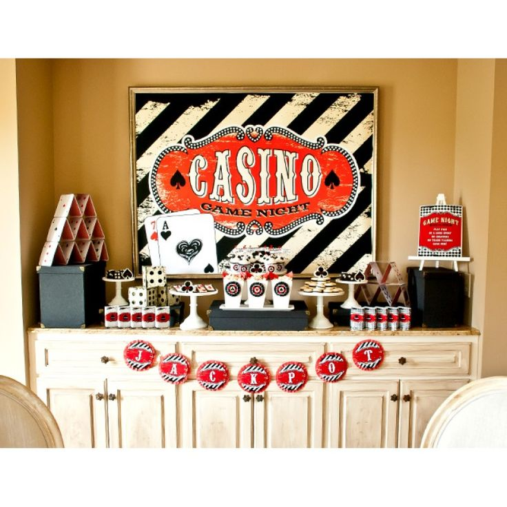 Casino Night Party Decorations 161 best casino party decorations images on pinterest | casino