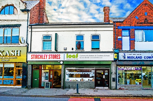 Stirchley Stores and Loaf