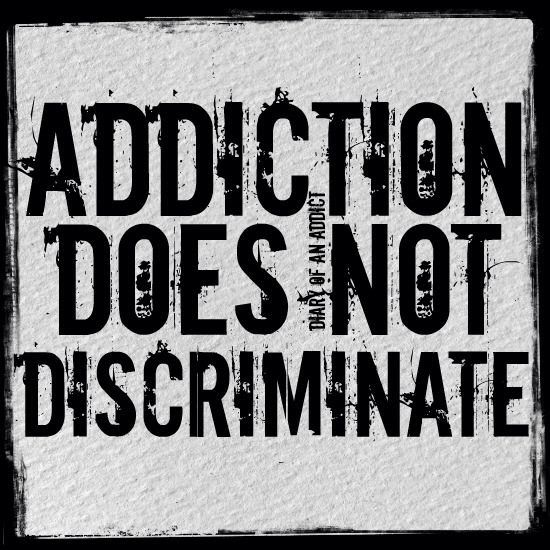 every addict is someone's son, daughter, mother, father..let's raise awareness not judgment...let's help slash the number of accidental drug overdose.