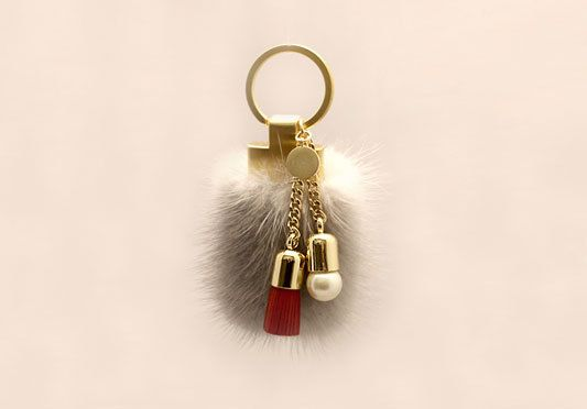 Hey, I found this really awesome Etsy listing at https://www.etsy.com/listing/261805019/real-mink-square-key-ring-ver2-mink-fur