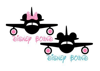 Disney Bound Designs SVG Studio 3 DXF  Ps AI by BoodlebugGraphics