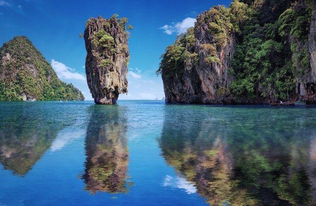 Saving Thailand's Diversity Ao Phang Nga National Park