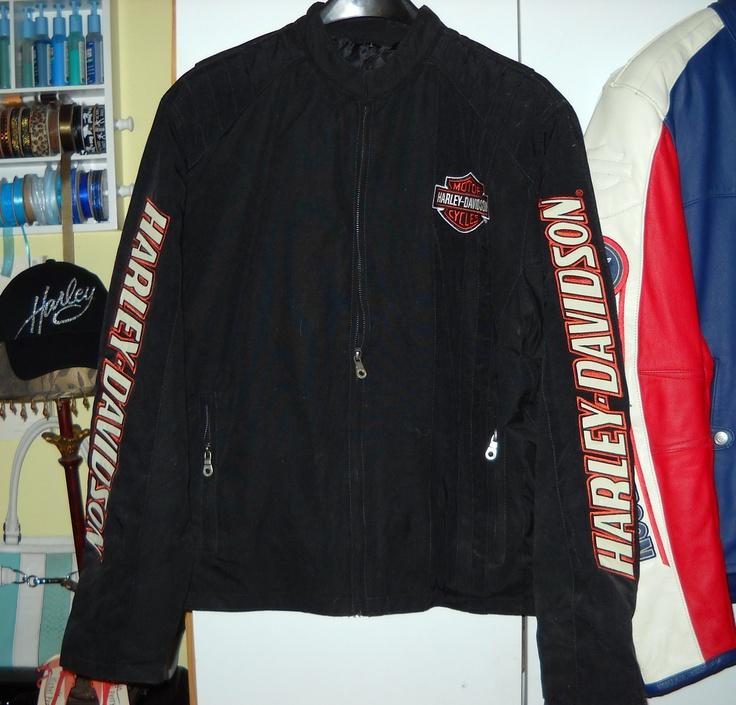 Mens Harley Jacket