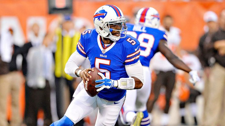Bills' Taylor ruled out early after concussion #FansnStars