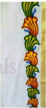 kerala mural boarder