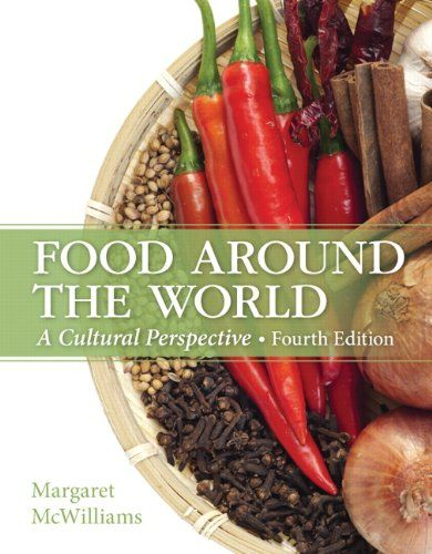 This book examines the geography, history, economic, religious, and cultural factors influencing food consumption and availability. Appropriate for all students, especially those in food science, dietetics, and nutrition, it examines cultural food patterns and fosters an appreciation for various regions, nations, and cuisines.