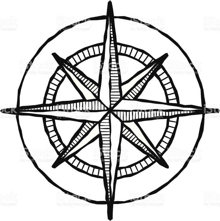 Best 25 Compass Drawing Ideas