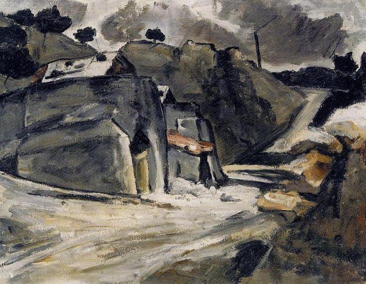 Large Bathers - Paul Cezanne - WikiArt.org