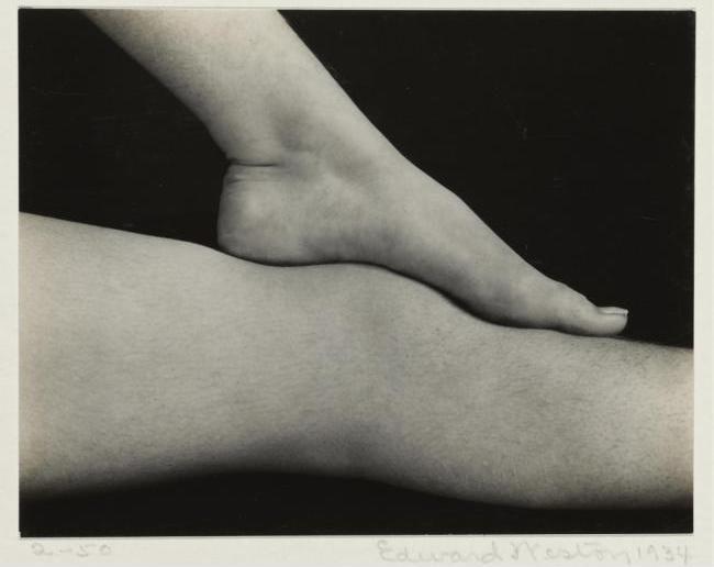 Edward Weston, Charis, 1934