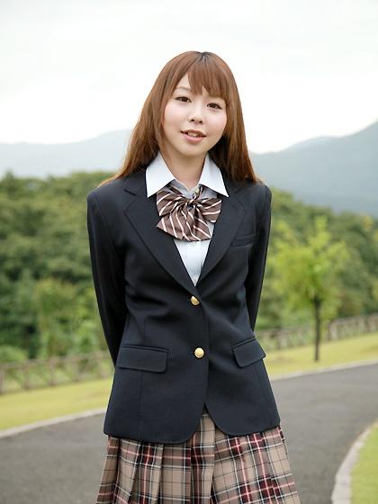 Japanese school uniform