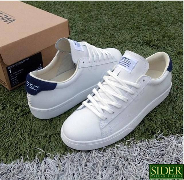 Available in stores#go get them#wesc #summer15WeSC style#OCP02- Off court pro Low top/white#siderstores#sider valuable steps#fashion#style www.sider.gr