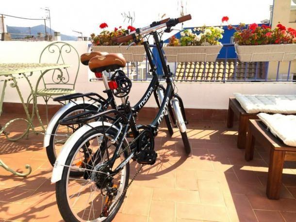 #ситжес #чемзаняться #развлечения #отдых #прогулки #велосипеды Прогулки на велосипеде в Сиджесе. Что посмотреть в Ситжесе? | Барселона10 - путеводитель по Барселоне
