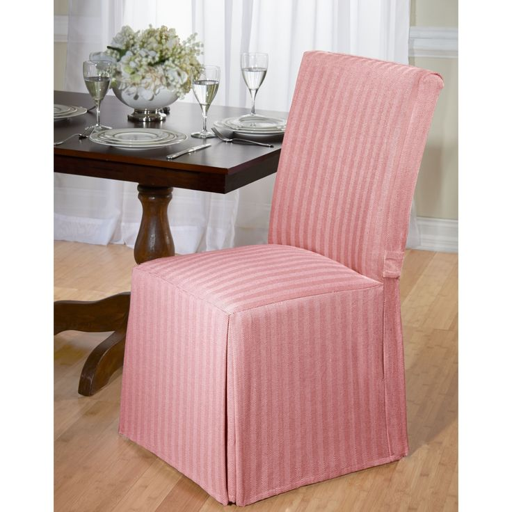Dining Room Slip Covers: The 25+ Best Dining Chair Slipcovers Ideas On Pinterest