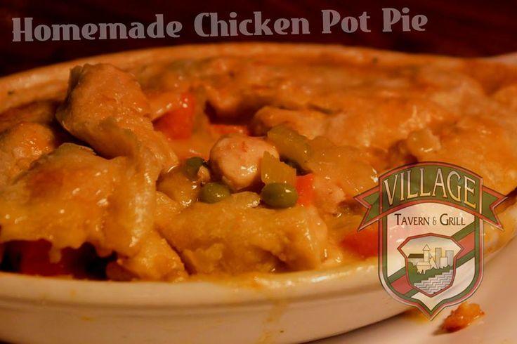 #Chickenpotpie #villagetavern #carolstream  #homecooking #restaurant