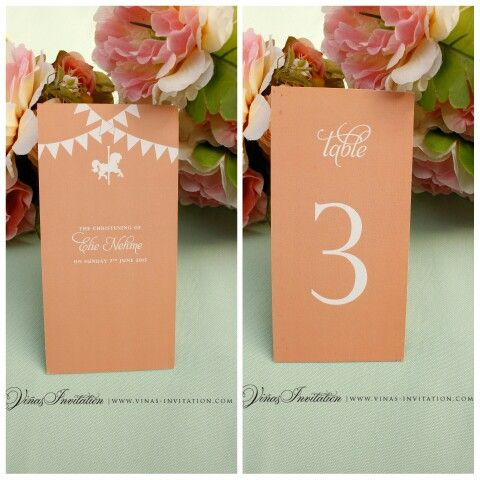 Vinas invitation. Event stationary. Indonesia event. Simple elegant. Flower print. Simple invitation.  Any question pls visit us at website www.vinasinvitation.com courtesy of Elie Nehme