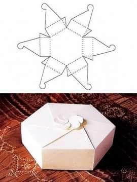 как сделать подарочные коробки на новый год своими руками: 12 тыс изображений найдено в Яндекс.Картинках