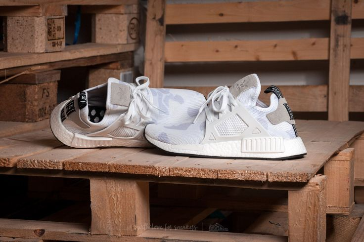 ADIDAS NMD_XR1 FTW WHITE/CORE BLACK #adidas #nmd #shoes #sneaker #sneakerhead #style #outfit #fashion #menstyle #trendway #trends #allstar