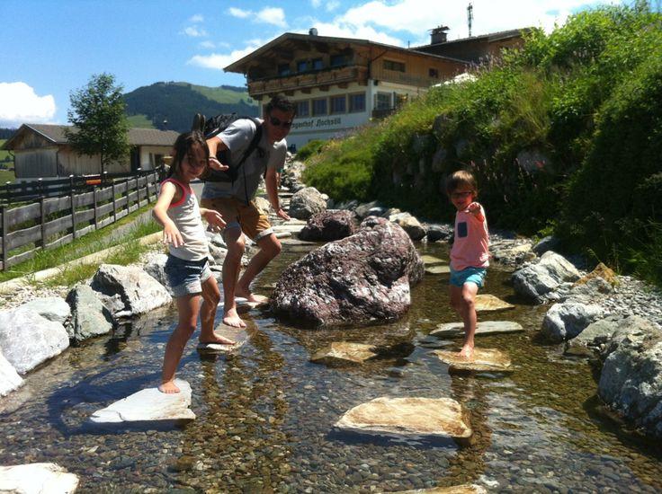 Hexenwasser nel Hoch Soell, Austria