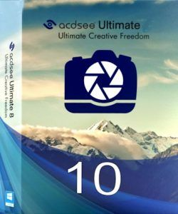 ACDSee Ultimate 10 With License Key Plus Crack Free Download